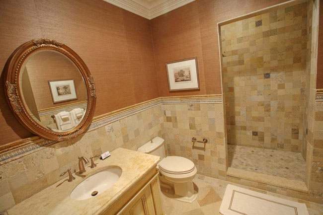 colorful sandstone br001 view larger image - Bathroom Tile Gallery