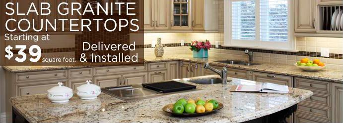 Granite Fabrication. Granite Countertops